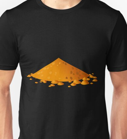 Glitch Spices turmeric Unisex T-Shirt