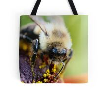 Arrgh! Let me wipe my face first! Tote Bag