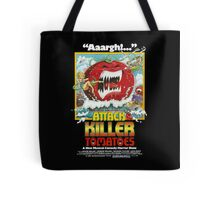 Attack Of The Killer Tomatoes Tote Bag