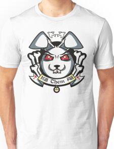Killer Bunny Unisex T-Shirt