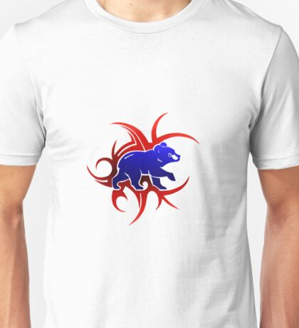 Cubs-Tribal Unisex T-Shirt