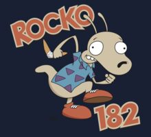 Rocko 182 Kids Clothes
