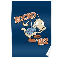 Rocko 182 Poster