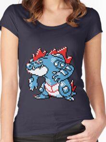 Pokemon - Feraligatr Women's Fitted Scoop T-Shirt