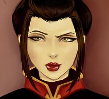 Azula by InsaneAsylum