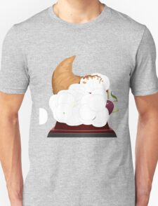 Glitch Trophies trophy fruit T-Shirt