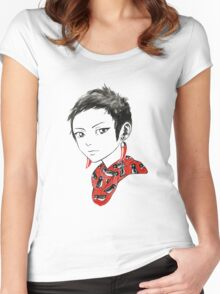 Paprika Girl Women's Fitted Scoop T-Shirt