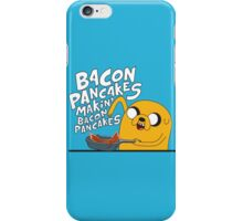 Adventure Time - Jake | Fanart iPhone Case/Skin