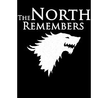 The North Remembers Photographic Print