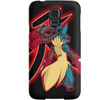 Mega Lucario - Satsui no Hado Samsung Galaxy Case/Skin