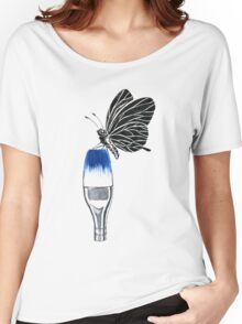 Butterfly Women's Relaxed Fit T-Shirt