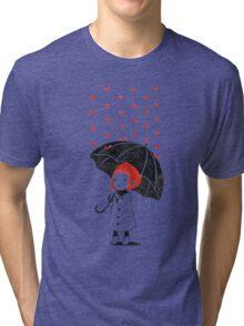 Love rain Tri-blend T-Shirt