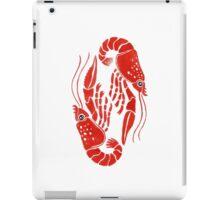 Lobsters iPad Case/Skin