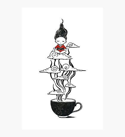 Zen tea Photographic Print