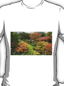 The Miracle Garden at King Parrot T-Shirt