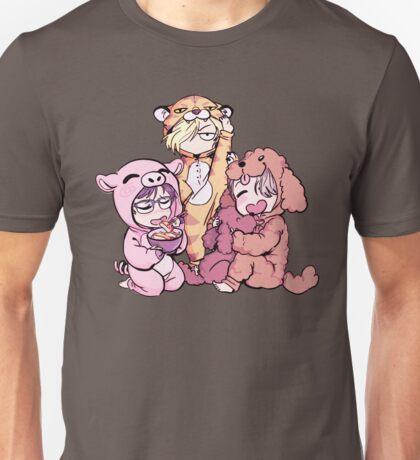 kigus on ice [group] Unisex T-Shirt