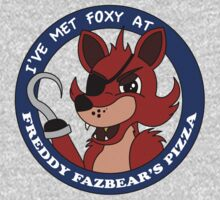 Five Nights at Freddy's - I've Met Foxy by KatyM