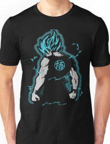Goku Super Saiyan Blue-2 Unisex T-Shirt