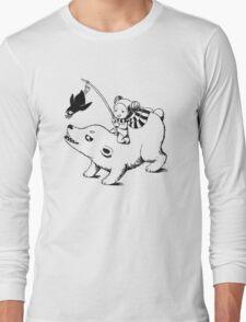 Carrot on a stick Long Sleeve T-Shirt