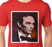 ABRAHAM LINCOLN-COLOUR Unisex T-Shirt
