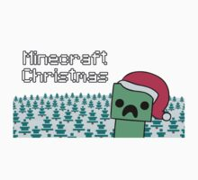 Minecraft - Christmas (A Perfect Gift) Kids Clothes