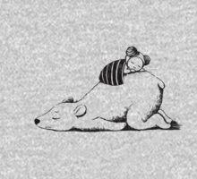 Polar sleep One Piece - Long Sleeve