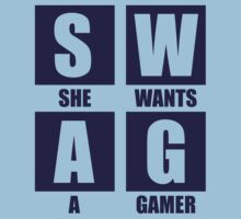 She Wants A Gamer by ScottW93