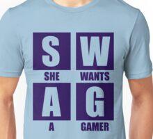 She Wants A Gamer Unisex T-Shirt