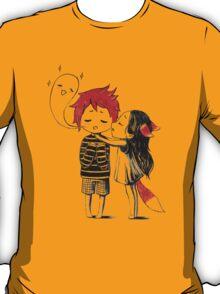 Boy and a fox T-Shirt