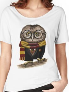 Owly Potter Women's Relaxed Fit T-Shirt