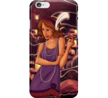 Undercover Widow iPhone Case/Skin