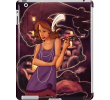 Undercover Widow iPad Case/Skin