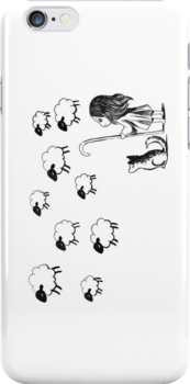 Shepherdess by freeminds