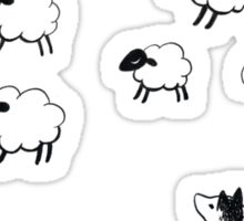Shepherdess Sticker