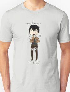 Bertholdt The Sweaty Titan T-Shirt