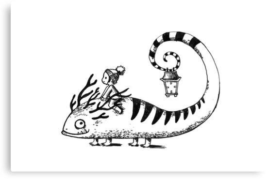 Lizard by freeminds