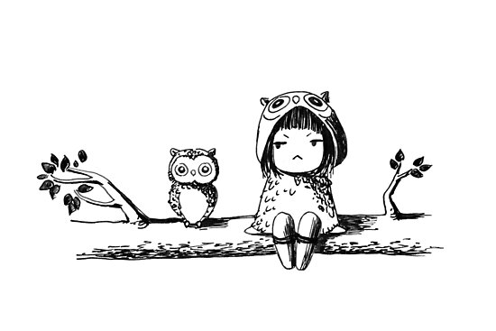Owls by freeminds