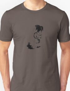 Girl and a rabbit T-Shirt
