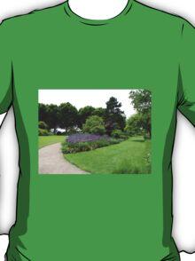 A Pretty Path - Hyde Hall, Essex T-Shirt