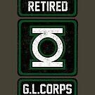 Retired Lantern by justicedefender