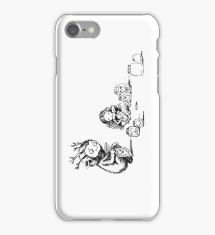 Ghost hunting iPhone Case/Skin