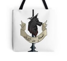 Death in Honor Tote Bag