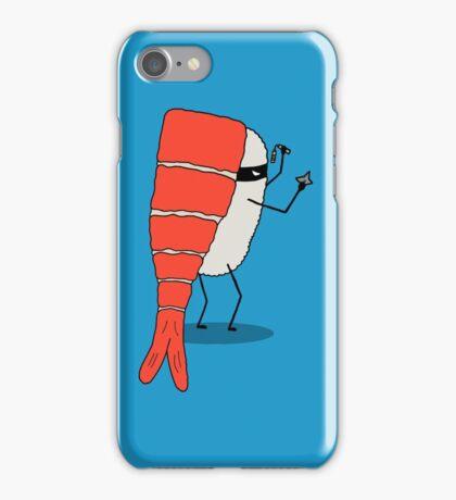 Sushi Ninja iPhone Case/Skin