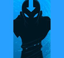 Avatar Aang Water by KumaGenis