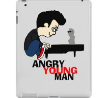 ANGRY YOUNG MAN iPad Case/Skin