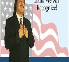 Ron Jeremy For President - Balls by Sparkalicious