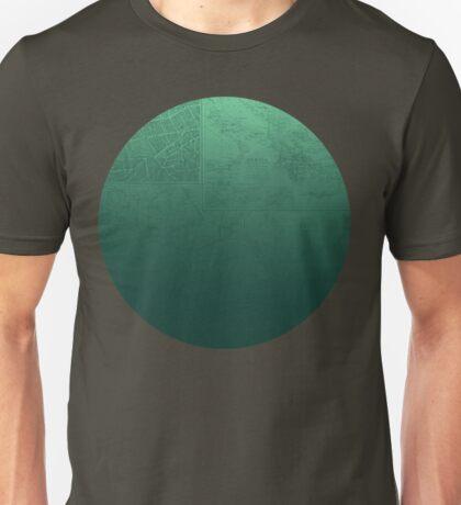Jade Map Unisex T-Shirt