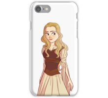 Lady of Rohan iPhone Case/Skin