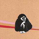 Gibbon by NancyBenton