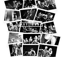 """R5 Collage - """"Est. 2009"""" by r5paradise"""